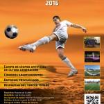 CARTEL CAMPEONATO FUTBOL 7 PRIMAVERA 2016